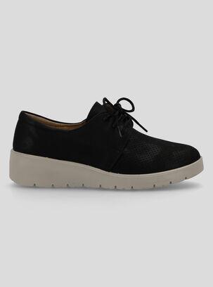Zapato Casual Marittimo Efecto Cuero Metalizado ae95c4722b33