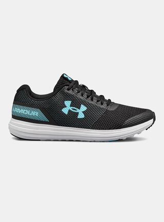 Zapatilla Under Armour W Running Mujer,Negro,hi-res