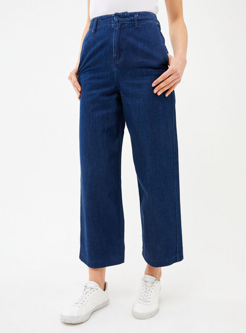 Jeans%20Culotte%20Maje%20Placard%20%20%2CAzul%20Oscuro%2Chi-res