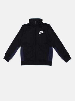 Polerón Fit Liso Nike,Negro,hi-res
