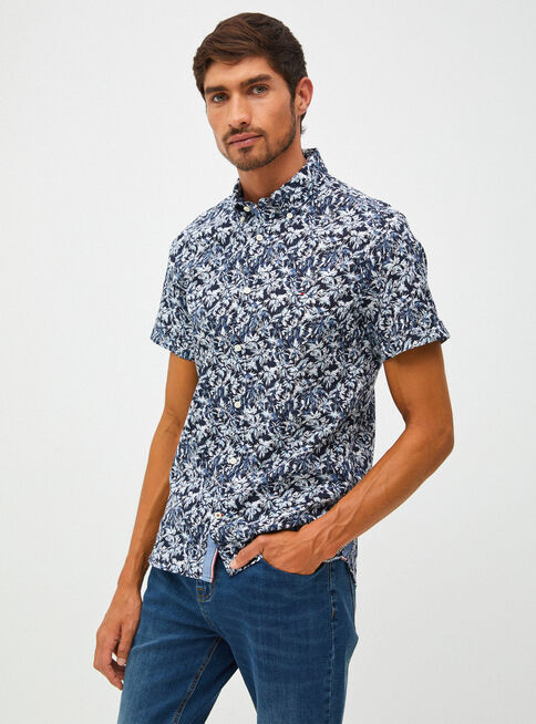 Camisa%20Slim%20Palm%20Tree%20Print%20Tommy%20Hilfiger%2CAzul%20Oscuro%2Chi-res