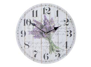 Reloj Flores DDM Sarah Miller 34 x 34 x 5 cm,Diseño 3,hi-res