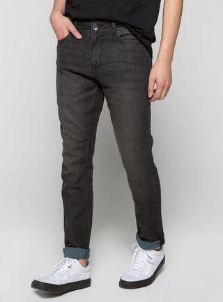 Jeans Slim Fit Unlimited,Negro,hi-res