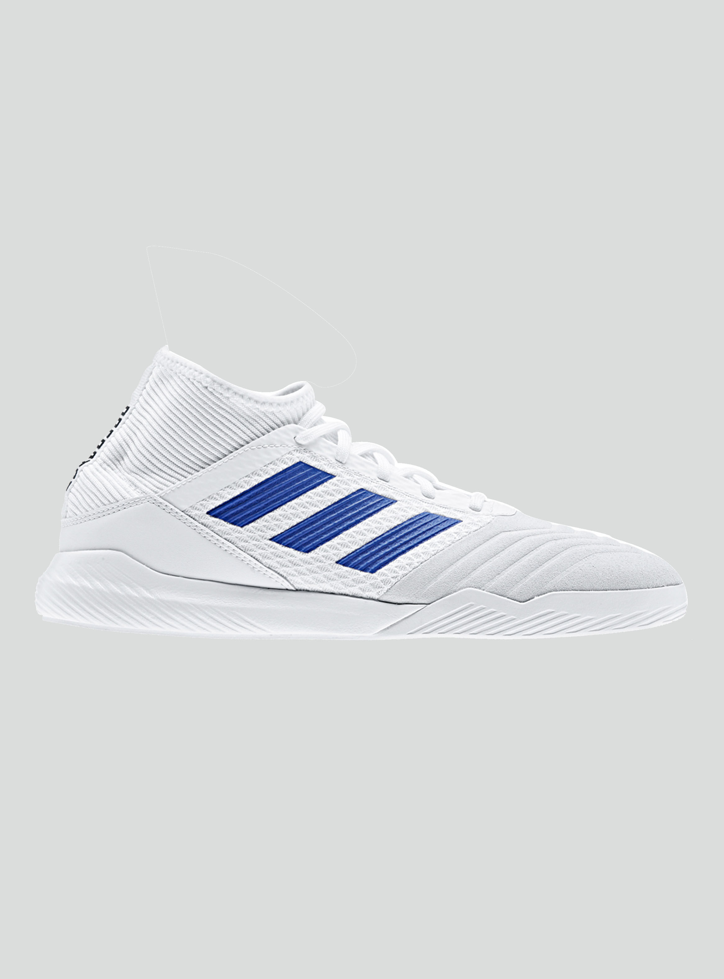 Fútbol Predator Zapatilla Adidas Blanco Pn0Okw8X