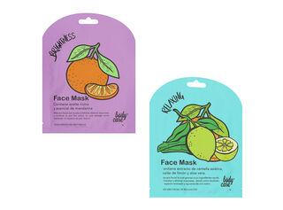 Mascara Facial Naranja Limón Set Spa,,hi-res