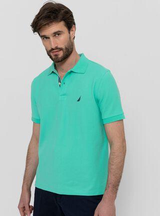 Polera Sport Colors Nautica,Verde Olivo,hi-res