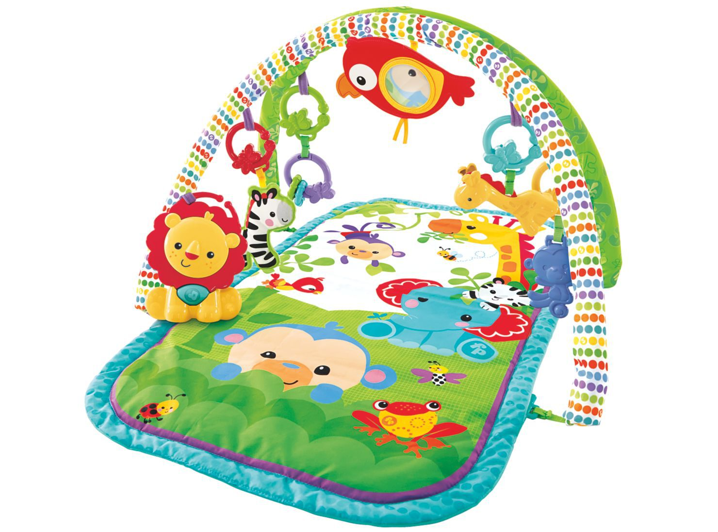 4b5718778 Images. Fisher Price Gimnasio Musical 3 en 1 Amigos de la Naturaleza ...