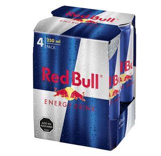 Pack 4 Red Bull,,hi-res