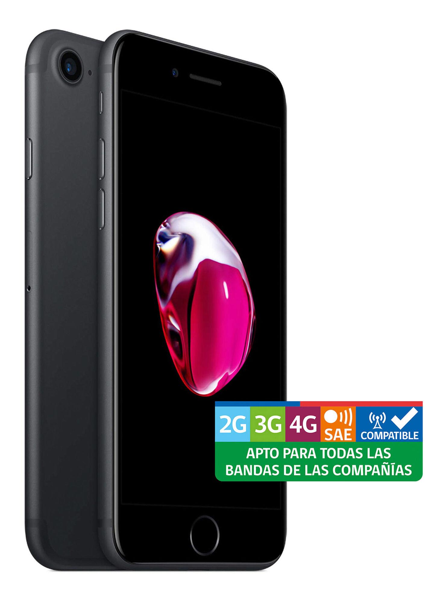 50a8fc9d3 iPhone 7 32GB Negro 4,7