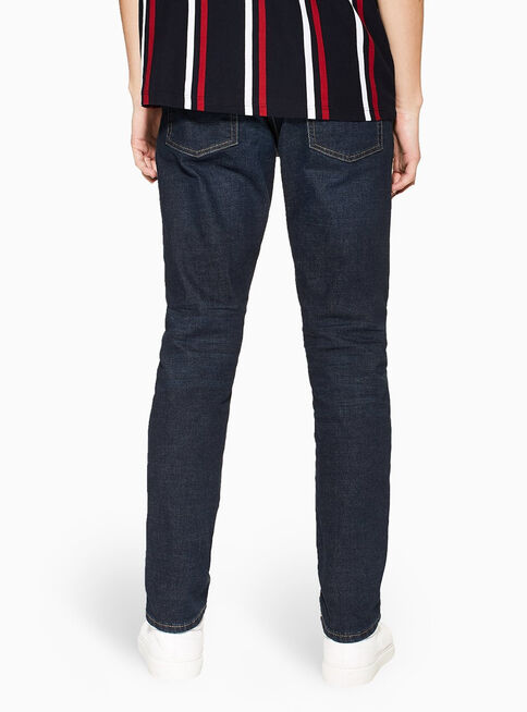 Jeans%20Indigo%20Ripped%20Stretch%20Slim%20Topman%2C%C3%9Anico%20Color%2Chi-res