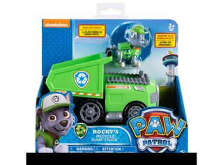 Figura Rocky Camion Recolector Paw Patrol,,hi-res