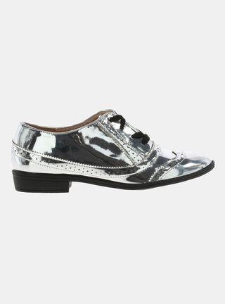 Zapato Azaleia Zaira Casual,Plata,hi-res