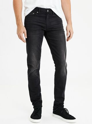 Jeans Slim Taper Ne(X)T Level American Eagle,Gris Perla,hi-res