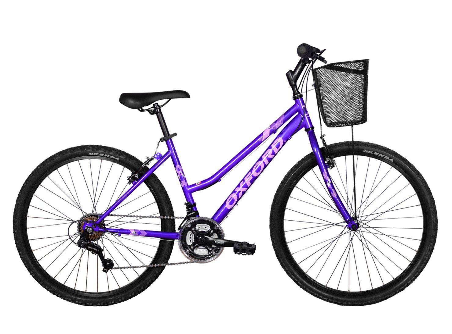 37d9a7f2e Bicicleta de Paseo Oxford Luna V Aro 26