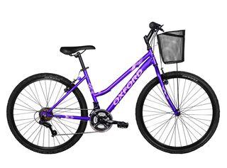 Bicicleta Paseo Oxford Luna BM2616 Acero hi ten Aro 26,Lila,hi-res