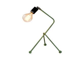 Lámpara de Mesa BP Metal Verde 49 cm,,hi-res