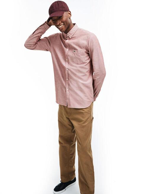 Camisa%20Chemise%20Manga%20Larga%20Lacoste%2CRosado%2Chi-res