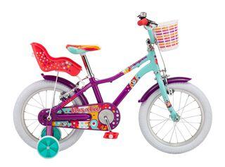 Bicicleta de Paseo Mongoose Rosalie Aro 16,Verde,hi-res