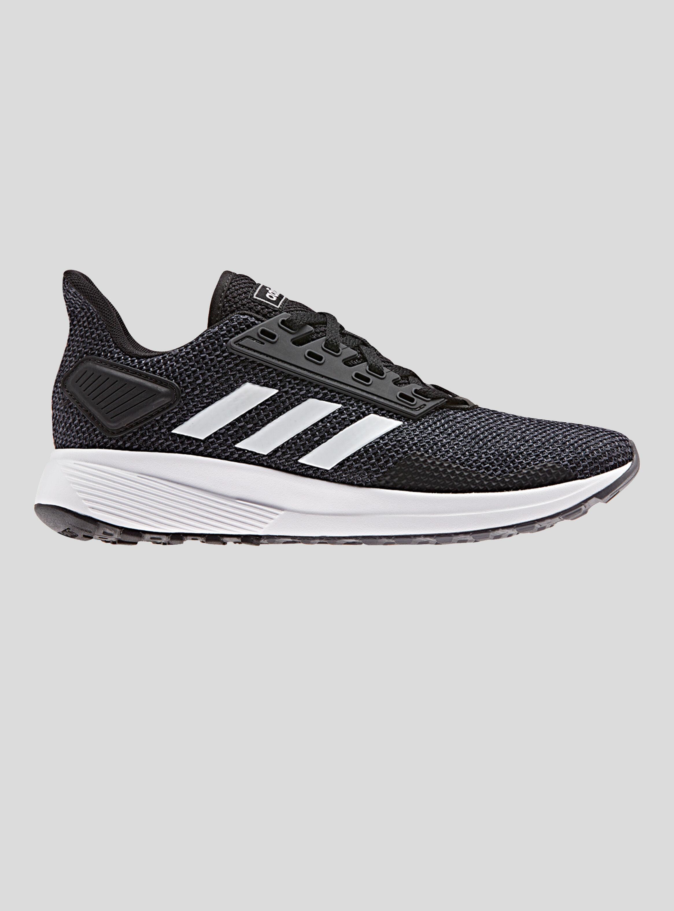 Zapatilla Adidas Duramo 9 Running Negra Mujer