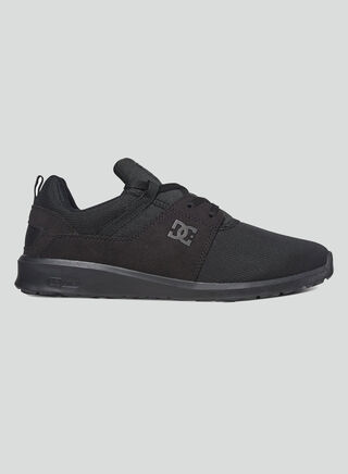 Zapatilla DC Shoes Heathrow M Skate Hombre,Negro,hi-res