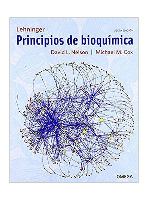 Libro Principios De Bioquímica Lehninger Nelson Y M Cox Libros Paris Cl