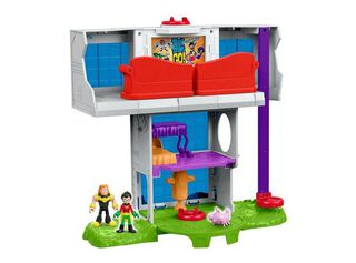Torre Teen Titans Go! Imaginext,,hi-res