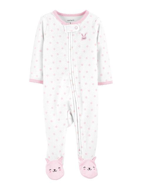 Pijama%20Conejo%20Ni%C3%B1a%200%20a%209%20Meses%20Carter's%2CCoral%2Chi-res