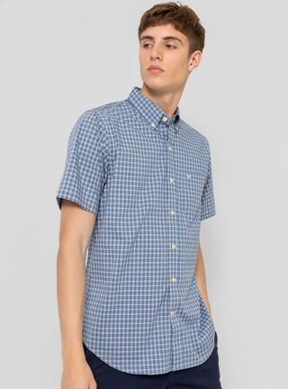 Camisa SNW Nielson Dockers,Blanco,hi-res