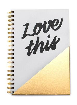 Cuaderno Espiral Love This American Crafts 25 x 17 cm,,hi-res