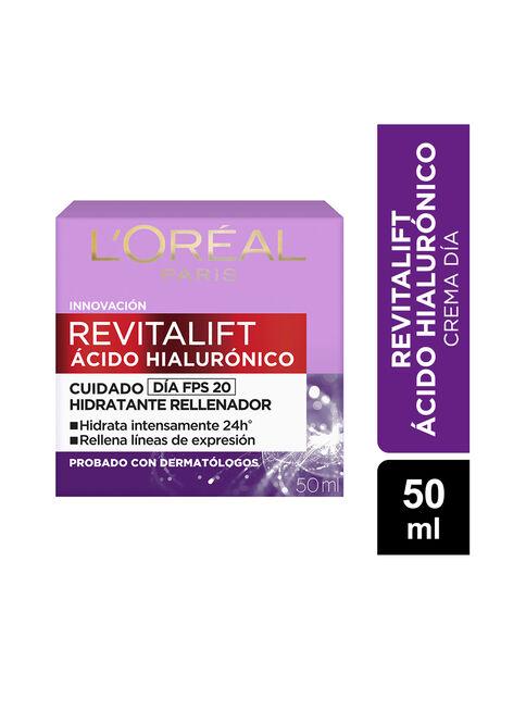 Crema%20Revitalift%20Acido%20Hialuronico%20D%C3%ADa%2050%20ml%20L'Or%C3%A9al%20Paris%2C%2Chi-res