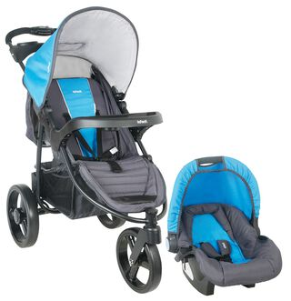 Coche Travel System Infanti Tizzy P60 Race Azul,,hi-res