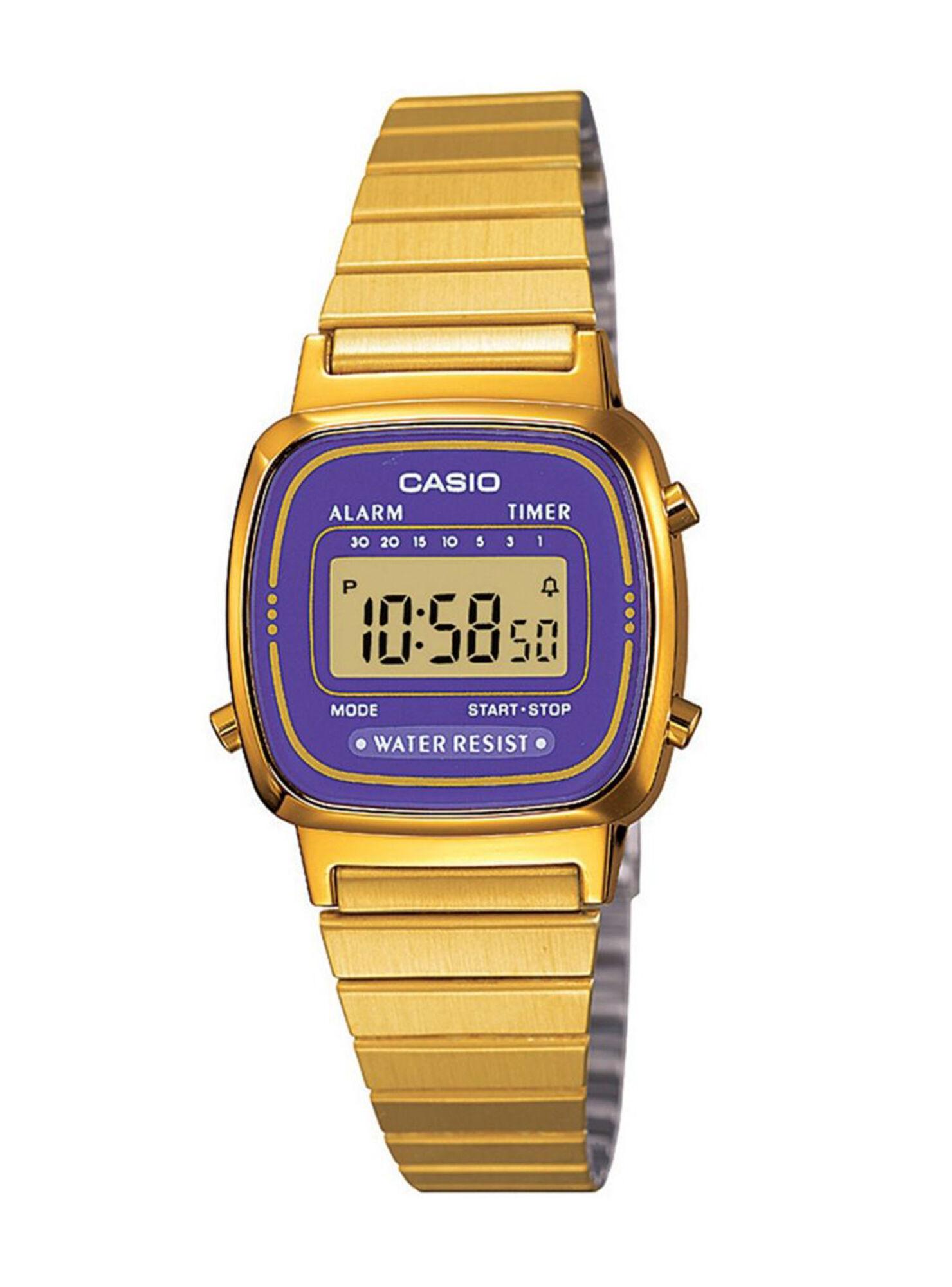 1a0554dbbe8a Reloj Digital Casio LA670WGA-6 Mujer en Relojes