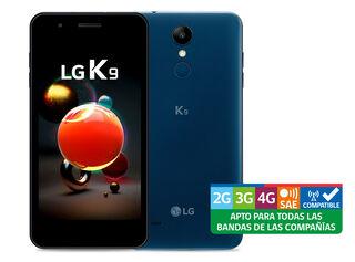 Smartphone LG K9 Azul triangulado WOM,,hi-res
