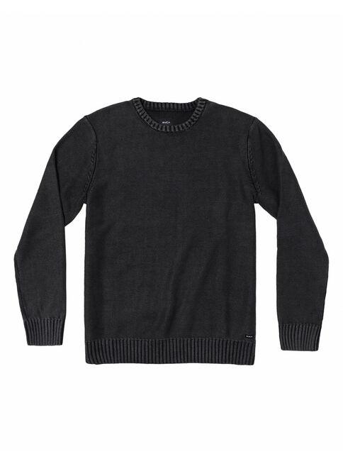 Sweater%20Cal%20Stone%20Crew%20Negro%20Rvca%2CNegro%20Mate%2Chi-res