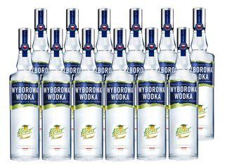 Vodka Wyborowa Pears 12 Unidades x 750 ml 40º,,hi-res