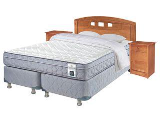 Box Americano Essence 5 2 Plazas Base Dividida + Textil + Set Gales CIC,,hi-res