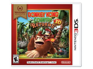 Juego Nintendo 3DS Donkey Kong Country Returns 3D,,hi-res