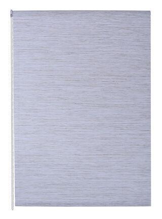 Cortina Roller Fibra Natural Blanco 120 x 170 cm Dib,,hi-res