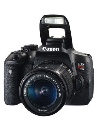 Cámara Profesional Rebel T6I 18-55 Canon,,hi-res
