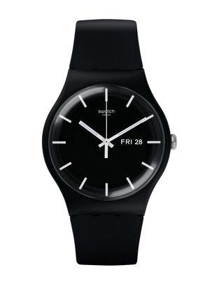 f79c70ae518d Reloj Hombre Mono Black Swatch
