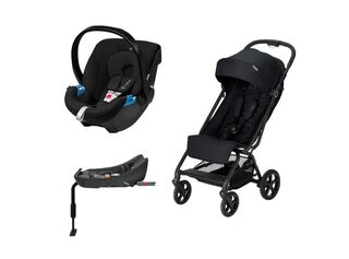 Coche Travel System Eezy S Plus + Aton + Base Cybex,,hi-res