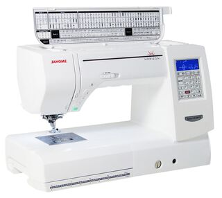 Máquina de coser Janome MC 8200QC,,hi-res