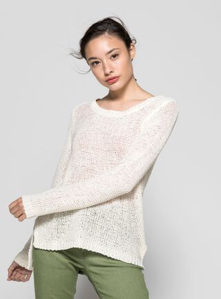 Sweater Hilo Opposite,Marfil,hi-res