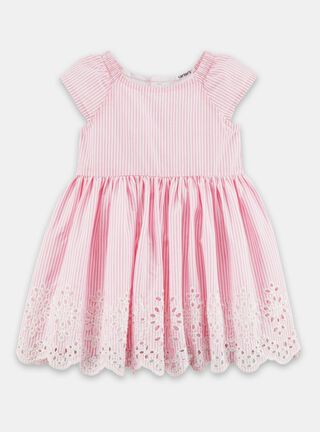 Vestido Niña 0 A 24 Meses Carter's,Coral,hi-res