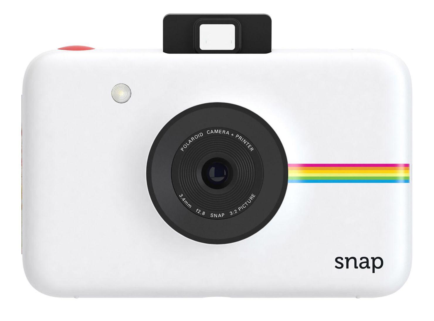 051d2fa520 Cámara Polaroid Snap Blanca en Cámaras Compactas | Paris