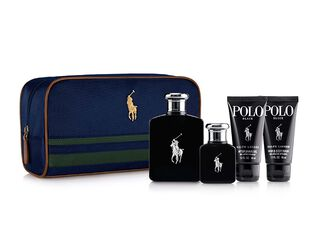 Set Perfume Ralph Lauren Polo Black EDT 125 ml,,hi-res