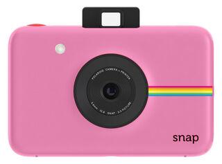 c4ab451c36b45 Cámara Polaroid Snap Rosada