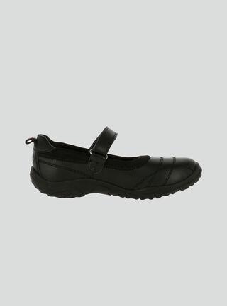 Zapato HUSH PUPPIES Lolly Escolar Niña,Negro,hi-res