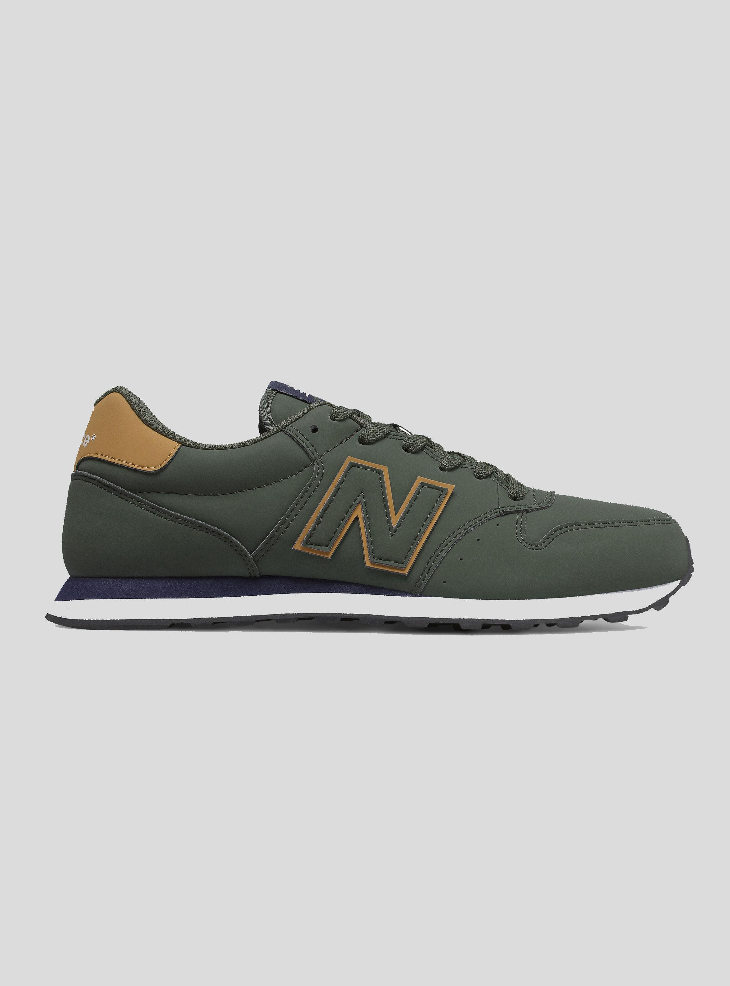new balance verdes hombres zapatillas