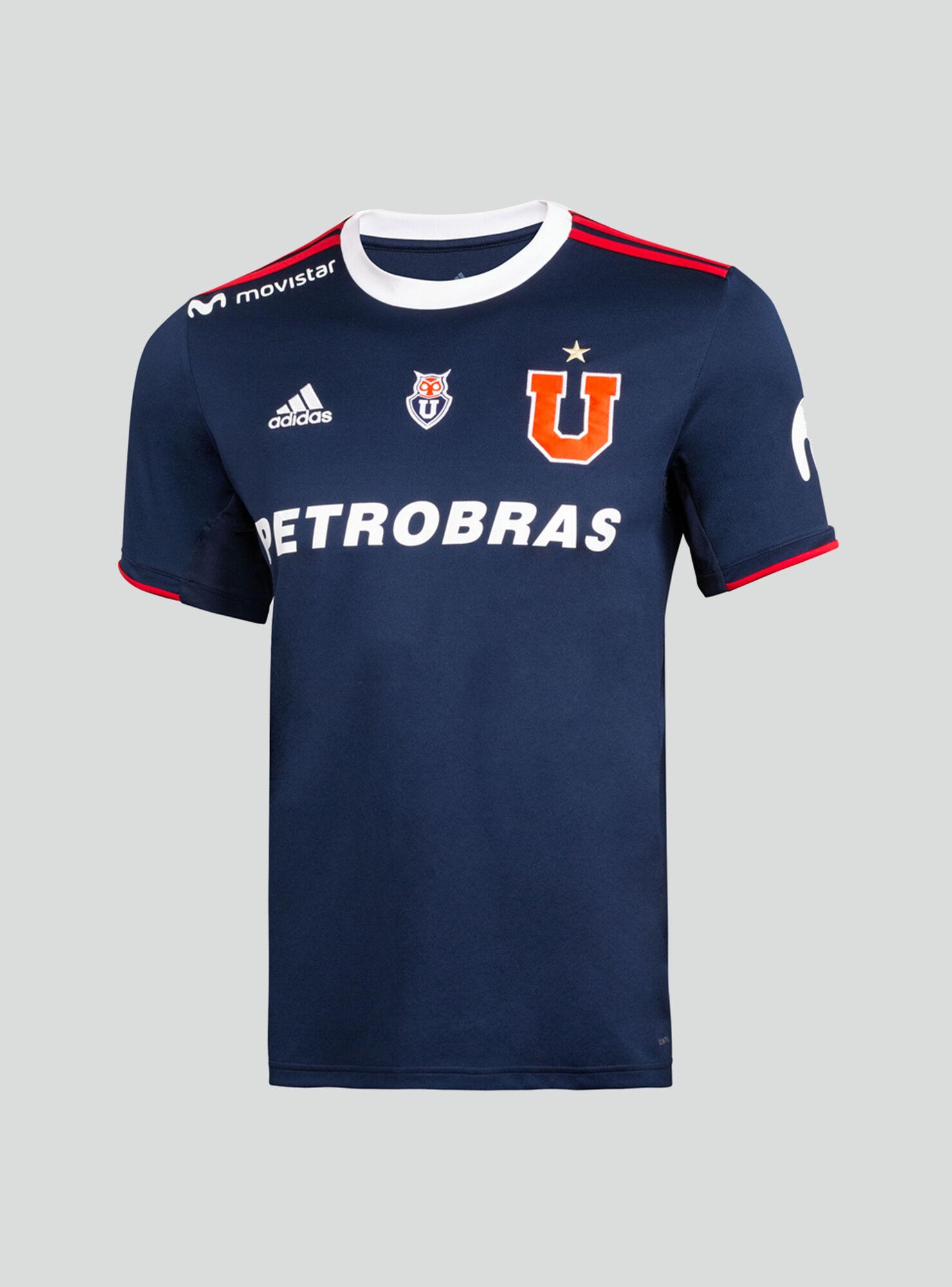 Polera Universidad de Chile Adidas - Camisetas de Fútbol  3305d8c96be7